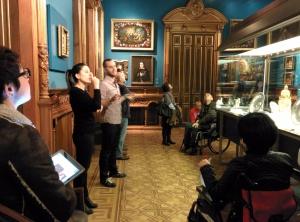 Grupos de investigación participativa en el Museo Lázaro Galdiano. Proyecto ARCHES