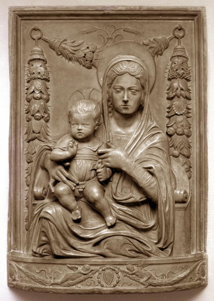 Imagen del relieve Madonna Cernazai